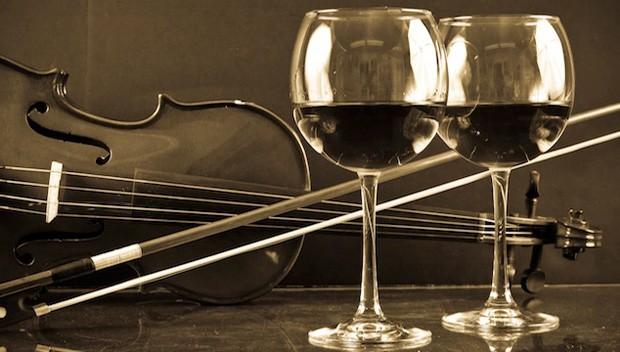 Música e Vinho