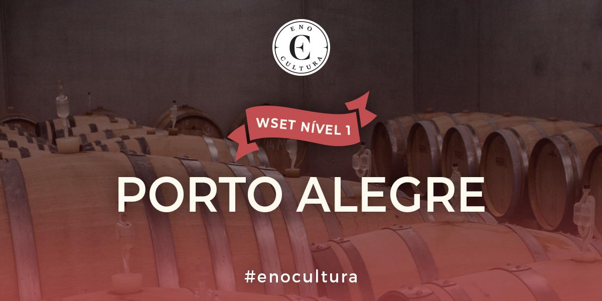 Porto Alegre - WSET Nível 1
