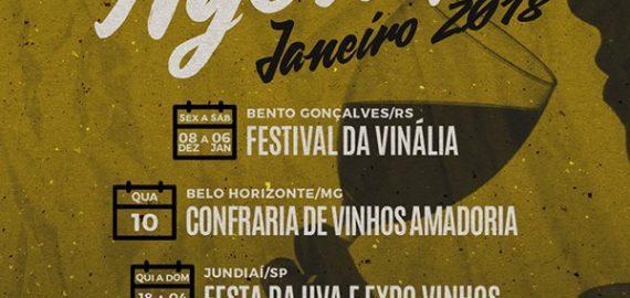 agenda do vinho enocultura 570x270 - Agenda do Vinho - Janeiro