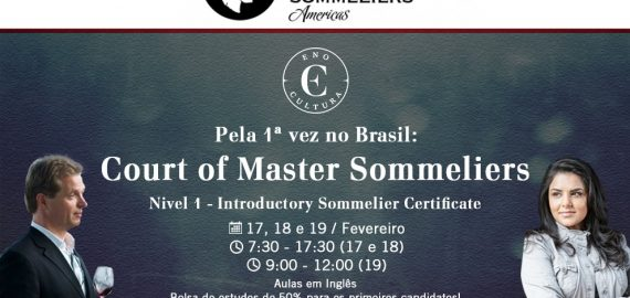 court of master sommeliers no brasil 570x270 - Court of Master Sommeliers no Brasil