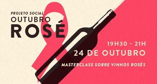 enocultura vinhos roses apoiar outubro rosa 500x270 - Eno Cultura promove Masterclass sobre Vinhos Rosés para apoiar o mês do Outubro Rosa