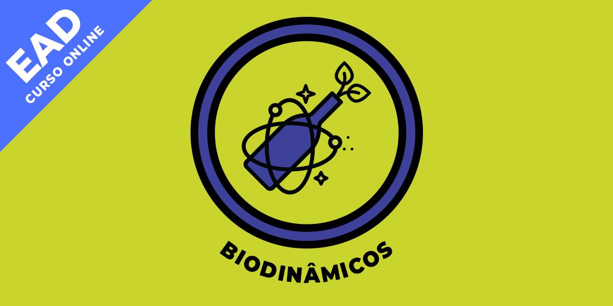 Curso online Biodinamicos - Curso Online: Biodinâmicos (Certificado Eno)