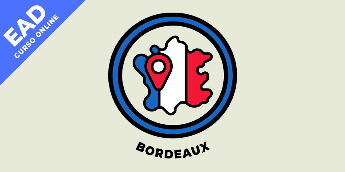 Curso online Bordeaux - Curso Online: Bordeaux (Certificado Eno)