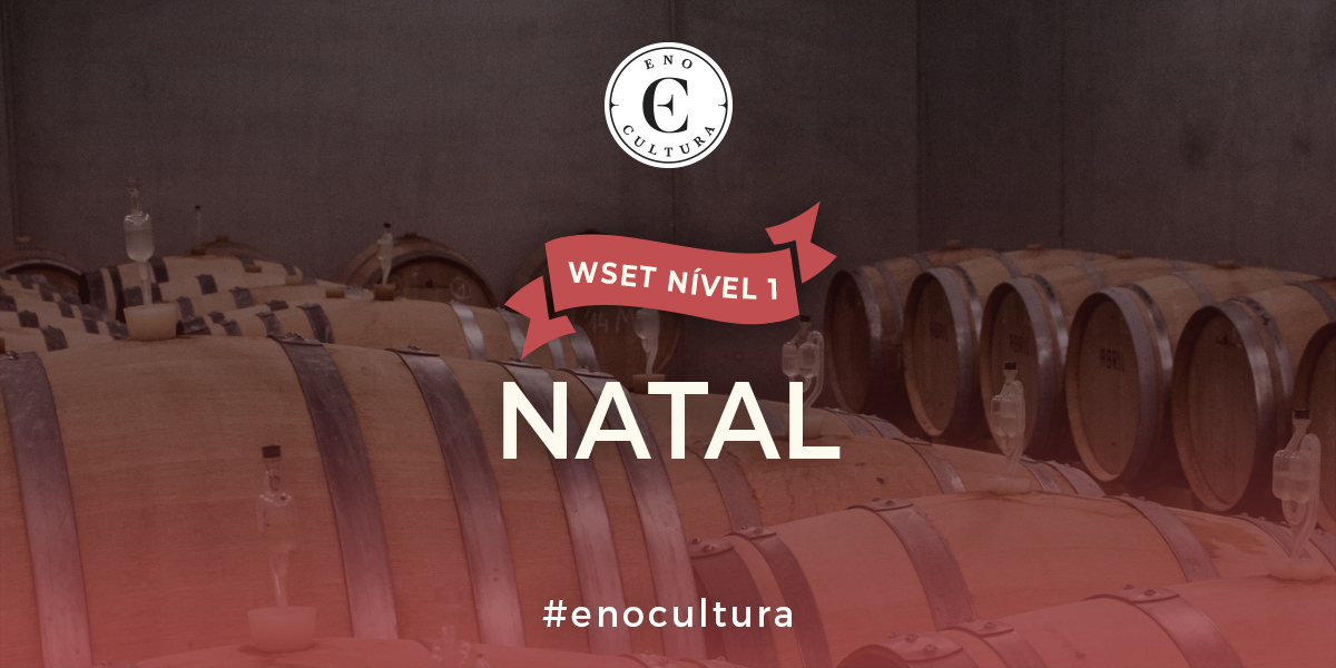 Natal - WSET Nível 1
