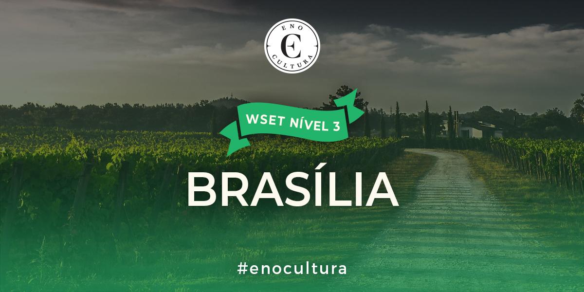 Brasilia 3 - WSET Nível 3