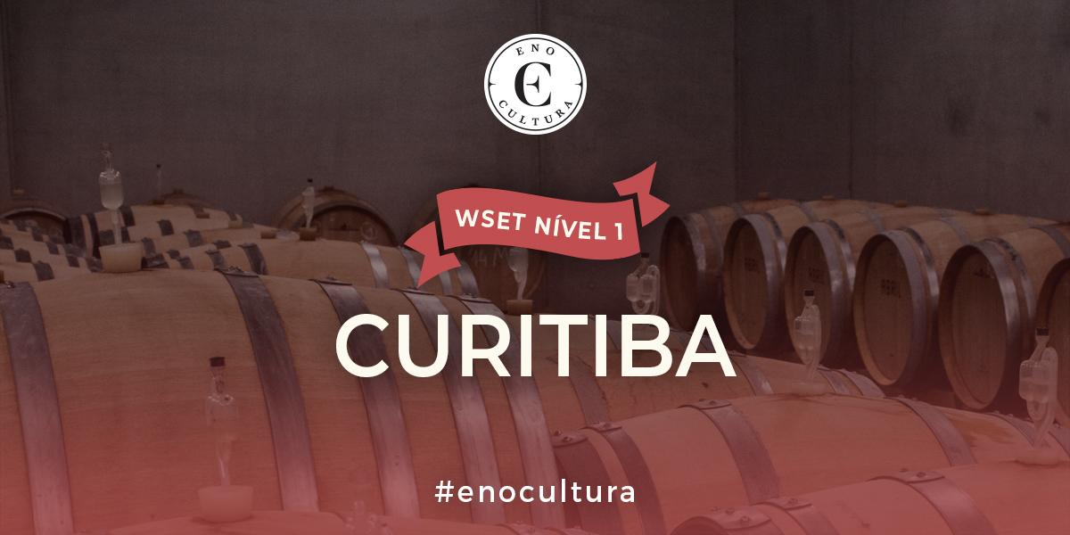 Curitiba 1 - WSET Nível 1