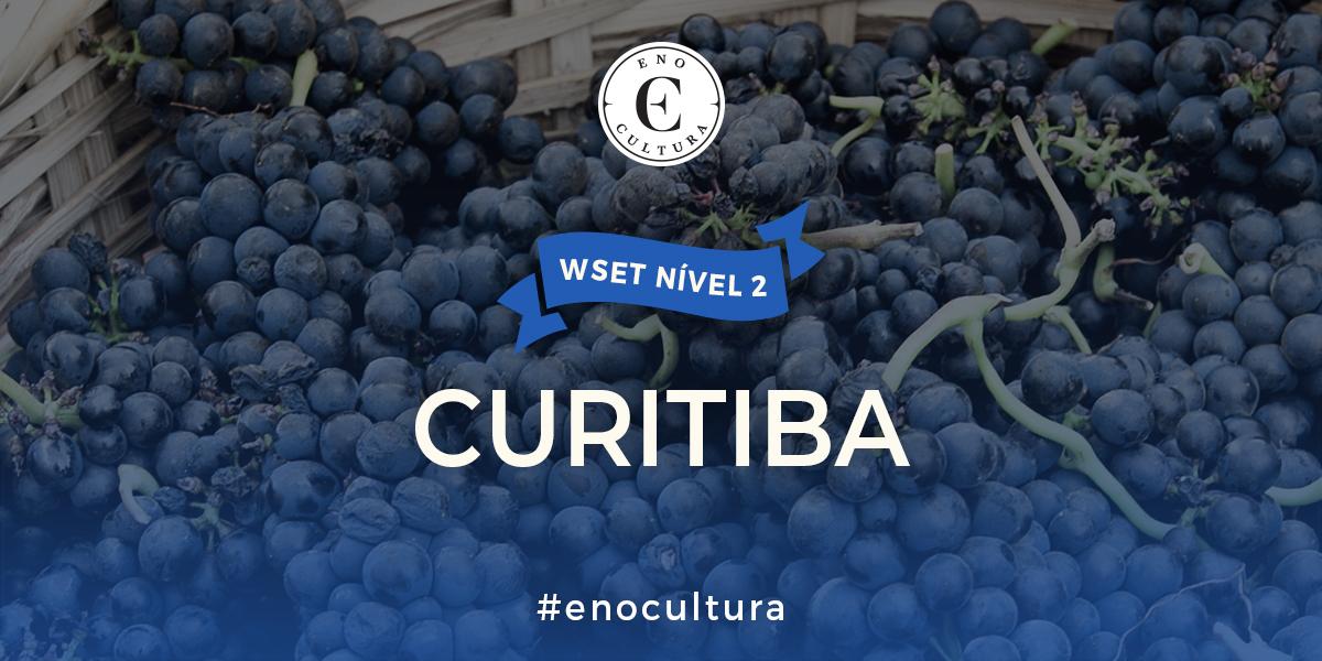 Curitiba 2 - WSET Nível 2