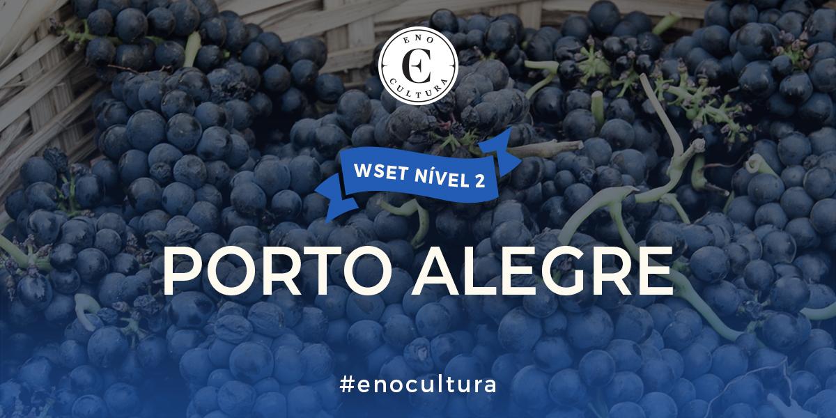 Porto Alegre 1 - WSET Nível 2