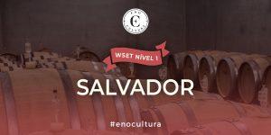Salvador 1 300x150 - WSET Nível 1