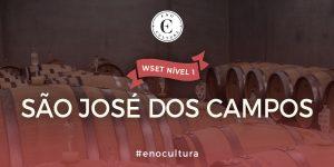 Sao Jose dos Campos 300x150 - WSET Nível 1