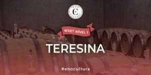 Teresina 1 300x150 - WSET Nível 1