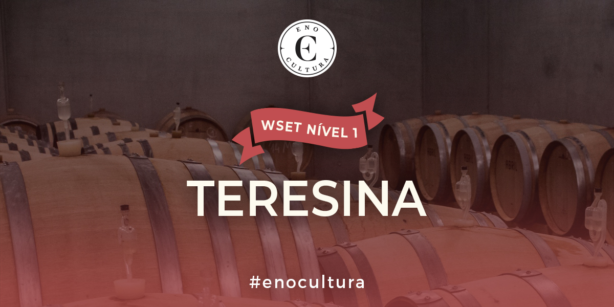 Teresina 1 - WSET Nível 1