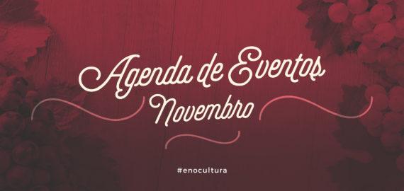 Capinha blog 570x270 - Agenda de Eventos: Novembro